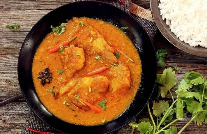 Meen Kozhambu Recipe in Hindi