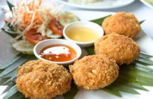 Thai Fish Cakes Healthy Recipe