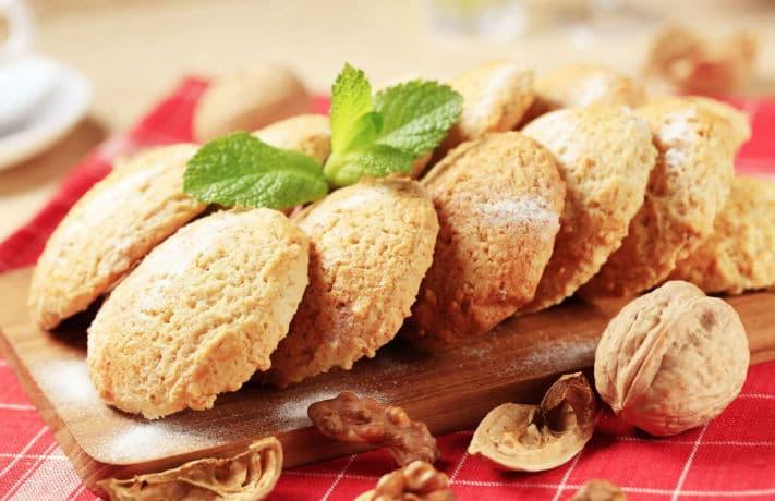Atta Biscuits Recipe