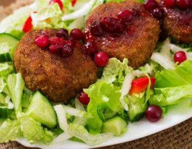 Chicken Shaami Kebab Recipe