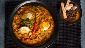 Chettinad Egg Curry Recipe in Hindi