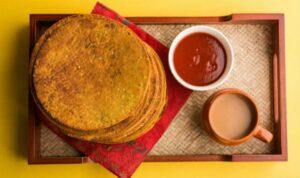 Methi Khakra Recipe
