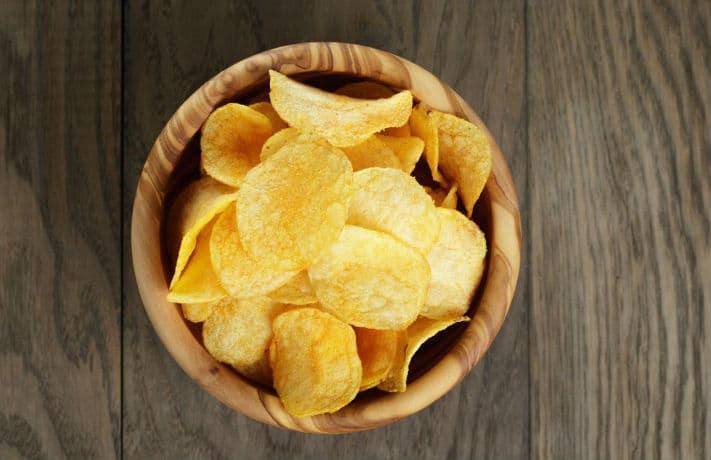 Potato Chips Recipe in Hindi