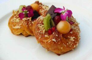 Mix fruit danish Recipe