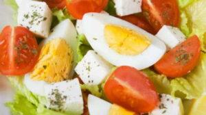 Egg Chaat Recipe