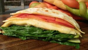 Tiranga Lasagna Recipe in Hindi