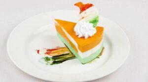 Tricolor Cheesecake Recipe