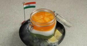 Tricolor Thai Fruit Jelly Recipe