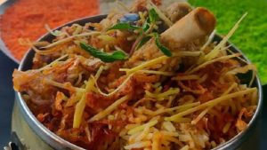 Charminar Biryani Recipe in Hindi