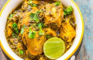 Methi Murgh Recipe in Hindi