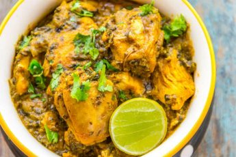 Methi Murgh Recipe in Hindi