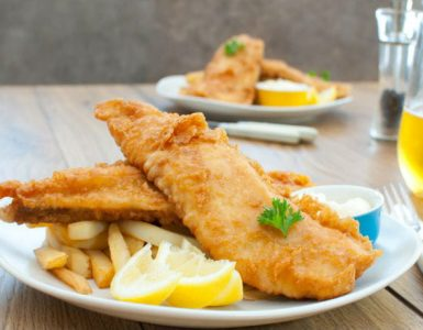 Batter Fish Recipe