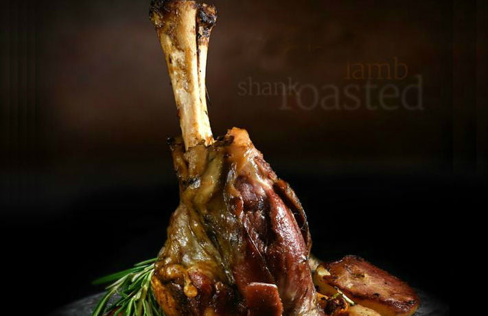 Braised Lamb Shanks Recipe in Hindi