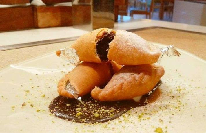 Walnut Brownie Gujiya Recipe in Hindi