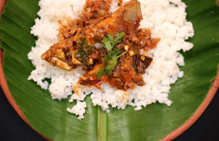Fish Moilee Recipe