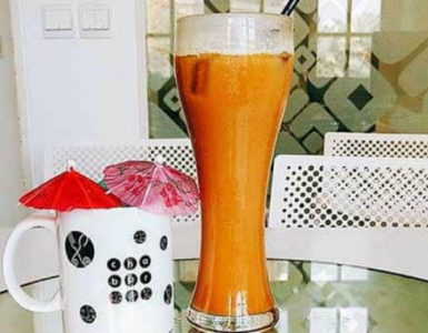Sattu Cooler Recipe