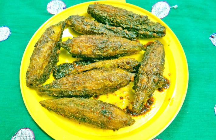 Karele Ka Achaar Recipe