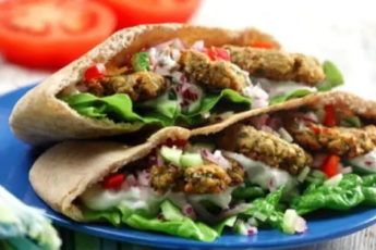 Oven Roasted Falafel Recipe