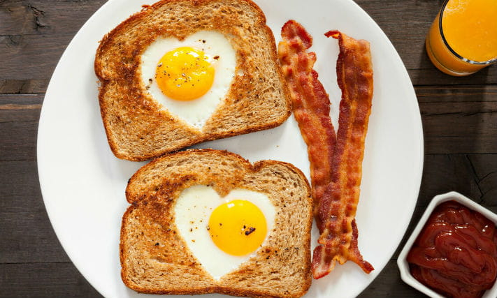 Egg in a Blanket Recipe