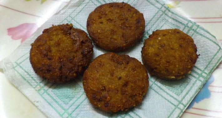 Sangri Ki Shikampuri Recipe