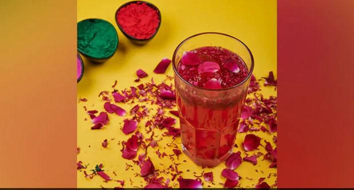 Rose Sharbat Recipe