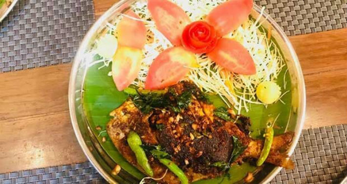 Andhra Pan Fried Pomfret Recipe