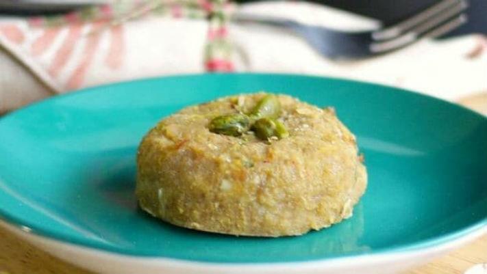 Green Lentil Dessert Fudge Recipe