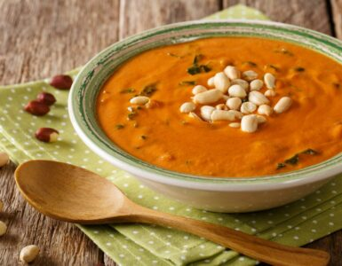 Virginia Peanut Soup Recipe
