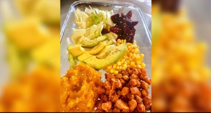 Avocado Platter Recipe