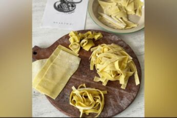 Homemade Vegan Pasta Recipe