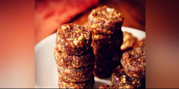 Dates Barfi Recipe