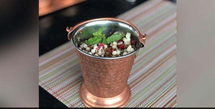 Flaxseeds And Sago Bhel Recipe