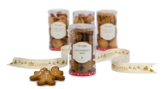 Gingerbread Men Biscuits Recipe