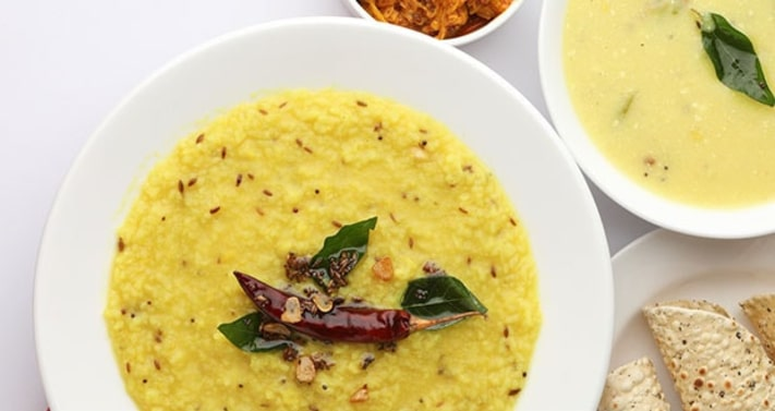 Bikaneri Gehun Dal Ki Khichdi Recipe