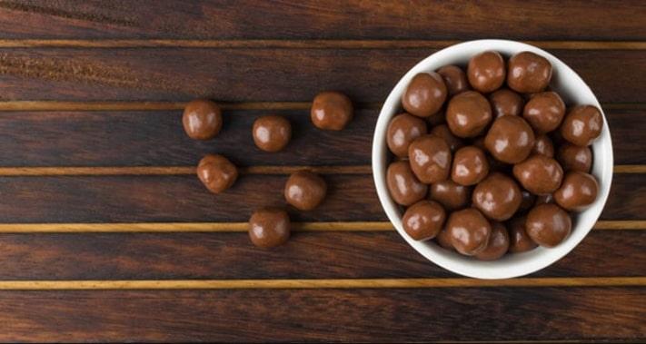 Bourbon Ball Truffles Recipe