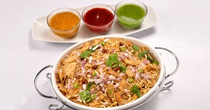 Bareillys Aloo Moong Dal Chaat Recipe