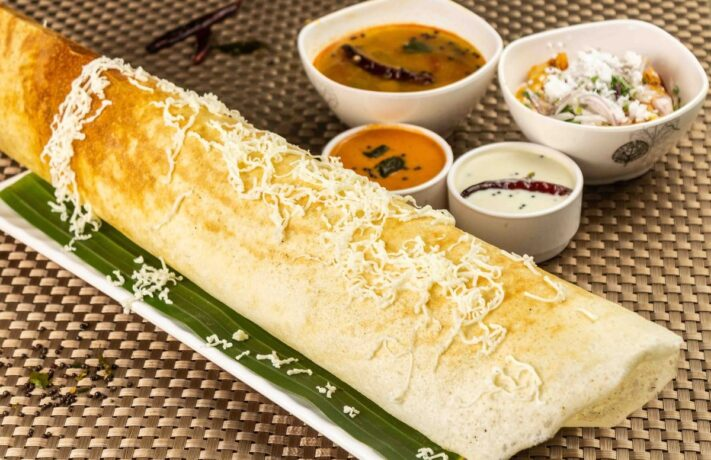 Chicken Dosa Recipe