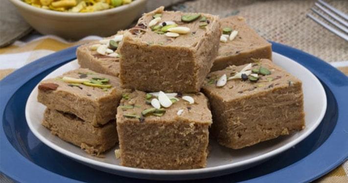 Omani Maho Halwa Recipe
