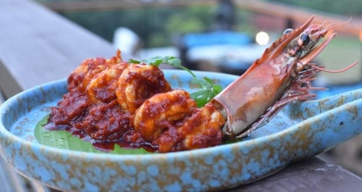 Prawn Ghee Roast Recipe