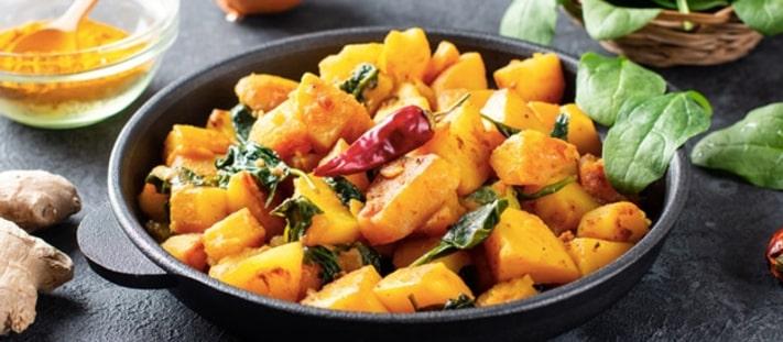 Nepali Piro Aloo Recipe