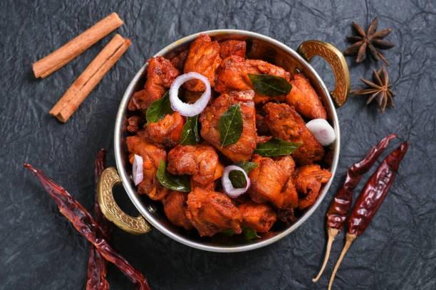 Chicken 65 Kerala Style Recipe