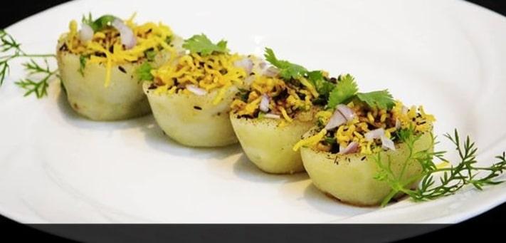 Aloo Handi Chaat Recipe